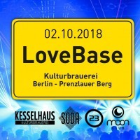 LoveBase<br><small>9 Floors - �ber 50 DJ�s - 1 Ticket</small>