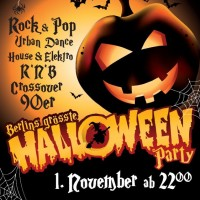 Halloween<br> <small>9 Floors 20 DJ�s 1 Ticket</small>