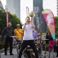 Berlin Brass Festival<br><small>Open Air im Frannz-Biergarten</small>