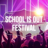 School is out Festival<br><small>the biggest 16+ festival ever</small>