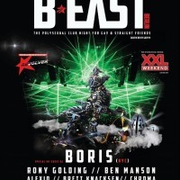 B:EAST PARTY BERLIN<br><small>1st Birthday (Mainparty of the XXL PARTY Weekend)</small>