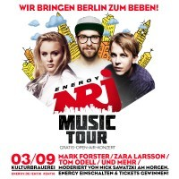 Energy Music Tour