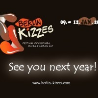 Berlin Kizzes 2020<br><small>feat. Jennifer Dias live</small><br><small>the 6th edition</small></small>