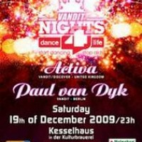 Winter Vandit Night - Paul van Dyk, Activa