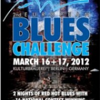 2nd European Blues Challenge