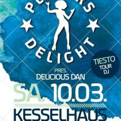 Players Delight präs. Delicious Dan (Tiesto Tour DJ)
